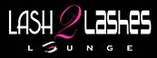Lash 2 Lashes Lounge Logo